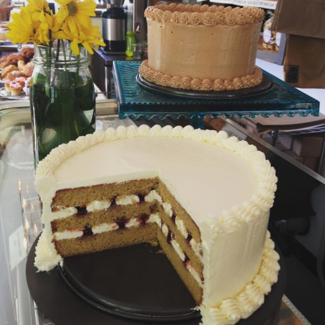 Yes! We make beautiful buttercreamed weekend cakes! Available Friday thruhellip