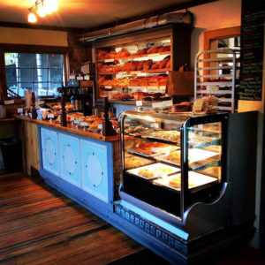 The Bakery Counter at Boulangerie