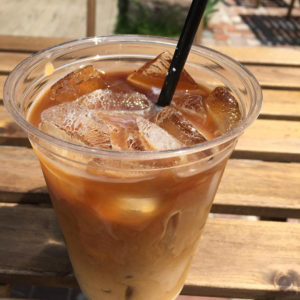 Our iced beverages are perfect for the Maine summer!