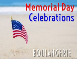 Kennebunk Memorial Day Celebration Bakery Specials
